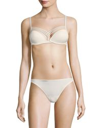 Marlies Dekkers - Dame Paris Wired Push-up Bra - Lyst