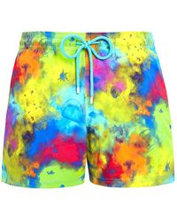 Vilebrequin - Holi Party Spx Tie-dye Swim Shorts - Lyst