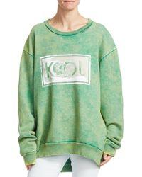 Alchemist - Kool Pullover Sweatshirt - Lyst