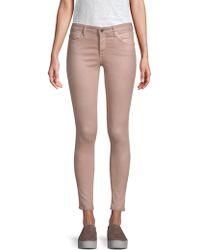 AG Jeans - Legging Ankle Leatherette - Lyst