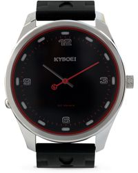 Kyboe - Evolve Series Corsa Stainless Steel Strap Watch - Lyst