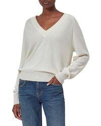 Equipment Madalene V-neck Cashmere Sweater - Multicolor
