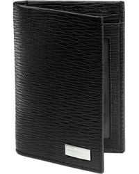 Ferragamo - Revival Credit Card Case - Lyst