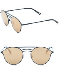 Web - 55mm Aviator Sunglasses - Lyst