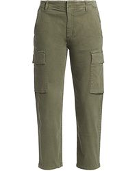 Citizens of Humanity Gaia Cargo Pants - Green