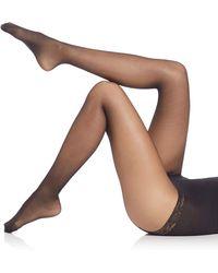 Falke Shaping Top 20 Pantyhose - Black