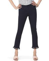 NYDJ - Sheri Cropped Jeans - Lyst