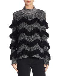 Zoe Jordan - Hawking Knitted Jumper - Lyst
