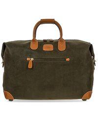 "Bric's Life 18"" Cargo Duffel Bag - Green"