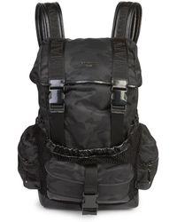 Balmain - Camo Elite Backpack - Lyst