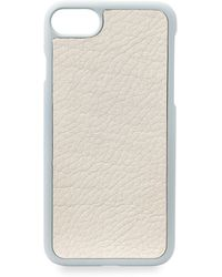 Gigi New York - Pebble Leather Iphone 7 Case - Lyst