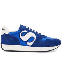 Paul Stuart S-dash Sneakers - Blue