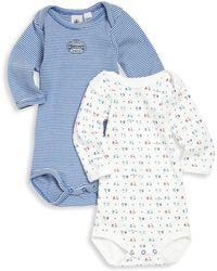 Petit Bateau - Baby's Two-piece Bodysuit Set - Lyst