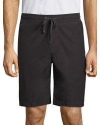 Splendid Mills - Woven Cotton Shorts - Lyst