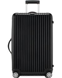 "Rimowa Salsa Deluxe 29"" Multiwheel Suitcase - Black"
