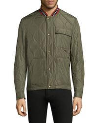 Belstaff - Haverford Quilted Jacket - Lyst