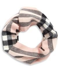 Burberry - Exploded Cashmere Scarf - Lyst
