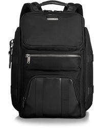 Tumi Alpha Bravo Tyndall Utility Backpack - Black