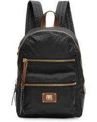 Frye - Ivy Nylon Backpack - Lyst