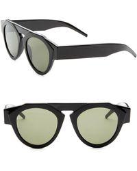 Smoke X Mirrors | Atomic3 Round Sunglasses | Lyst