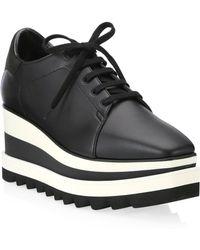 Stella McCartney - Platform Low-top Sneakers - Lyst