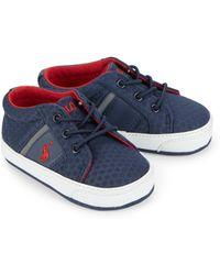 Ralph Lauren - Baby's Layette Felixstow Ii Lace-up Sneakers - Lyst