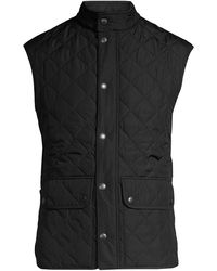 Barbour Lowerdale Quilted Gilet - Black