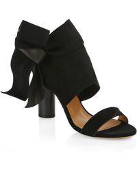 IRO - Ditta Tie Detail Sandals - Lyst