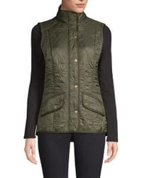Barbour - Cavalry Vest - Lyst