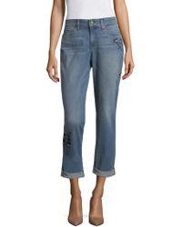 NYDJ - Pacific Boyfriend Jeans - Lyst