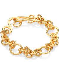 Stephanie Kantis - Coronation Small Chain Bracelet - Lyst