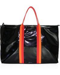 AMI - Oversized Crossbody Bag - Lyst