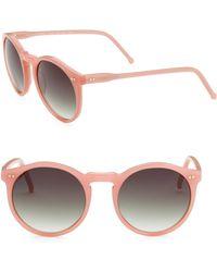 Colors In Optics - Stutz Round Sunglasses - Lyst