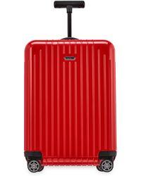 Rimowa Salsa Air Ultralight Cabin Multiwheel Suitcase - Red