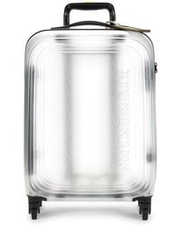 Mandarina Duck Popsicle See-through Hardshell Cabin Trolley - Multicolor