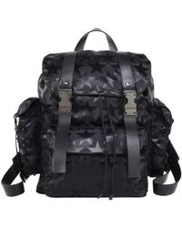 Valentino - Star-printed Backpack - Lyst