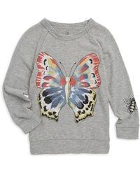 Lauren Moshi - Little Girl's Butterfly Pullover - Lyst