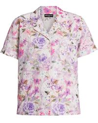 Generation Love Lenox Floral Cotton Pajama Set - Multicolor