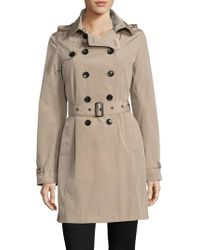 Jane Post - Downtown Trench Coat - Lyst