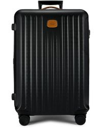 Bric's Capri 27-inch Spinner Expandable Luggage - Black