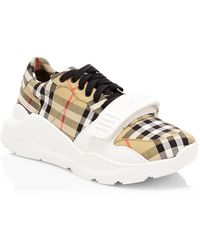 Burberry Sneakers for Women - Up to 49
