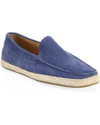 Saks Fifth Avenue - Collection Leather Espadrilles - Lyst