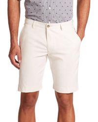 Saks Fifth Avenue - Golf Shorts - Lyst