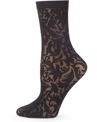 Wolford - Valentina Knee Highs - Lyst