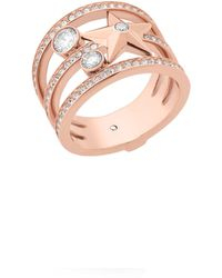 Michael Kors - Celestial Crystal Star Ring - Lyst