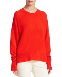Theory - Karenia Cashmere Pullover - Lyst