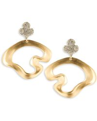 Alexis Bittar - Roxbury Muse Freeform Earrings - Lyst