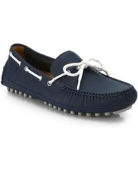 Cole Haan - Grant Canoe Drivers - Lyst