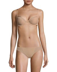 Le Mystere - Shine And Sheer Demi Bra - Lyst