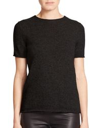 Theory - Tolleree Cashmere Tee - Lyst